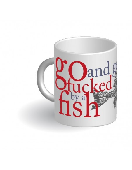Taza Fish Fuck