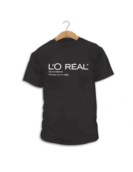 Camiseta Lo Real