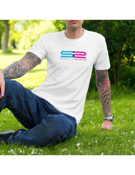 Camisetas logotipo Singular Shirts unisex
