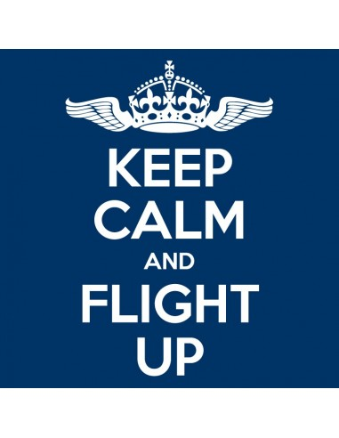 Keep Calm and Flight Up