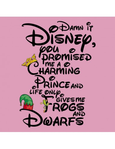 Damn It Disney
