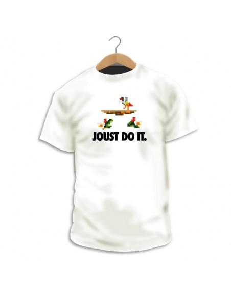 Camiseta Videojuego Joust Do It