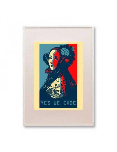 Poster Yes We Code