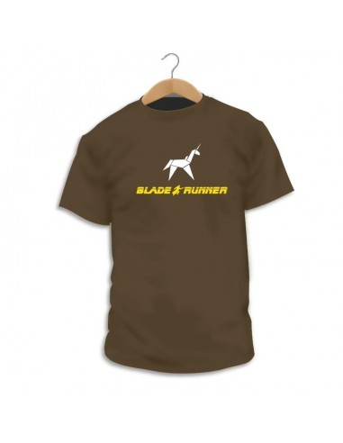 Camiseta Blade Runner Origami