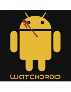 Camiseta Watchdroid