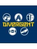 Camiseta Divergent ¿Cuál es tu facción?