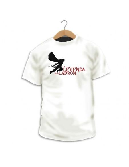 Camiseta La leyenda del ladrón del libro de Juan Gómez-Jurado