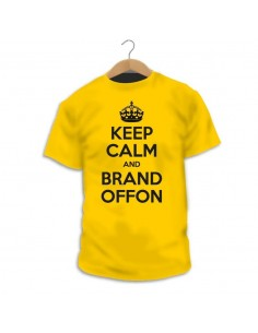Keep Calm and Brand OFF ON