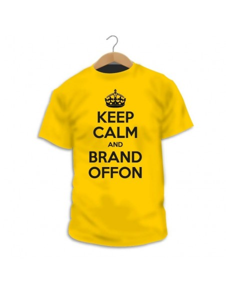 Keep Calm and BrandOFFON