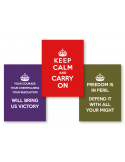 Keep Calm Trilogy