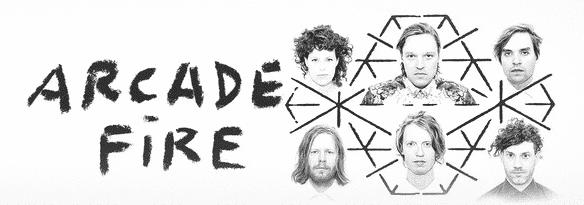 Reflektor lo nuevo de Arcade Fire