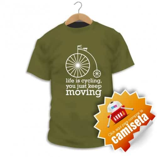 Camiseta Cycling