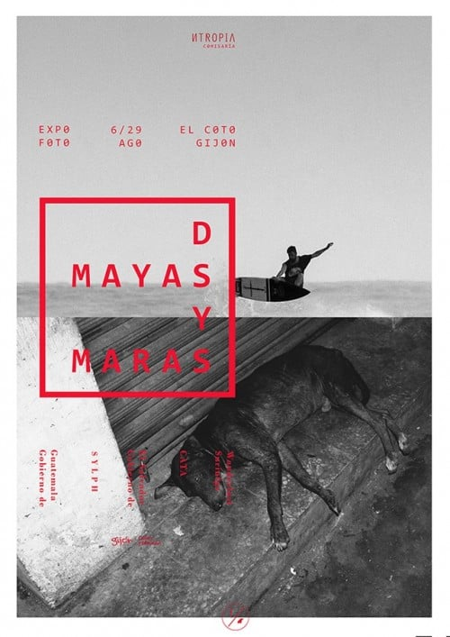 Exposición de surf:De Mayas y Maras