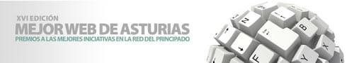 XVI Premios Mejor Web Asturiana