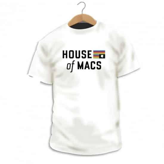Camiseta House of Macs