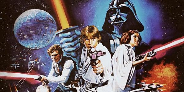 5 camisetas de la Guerra de las Galaxias
