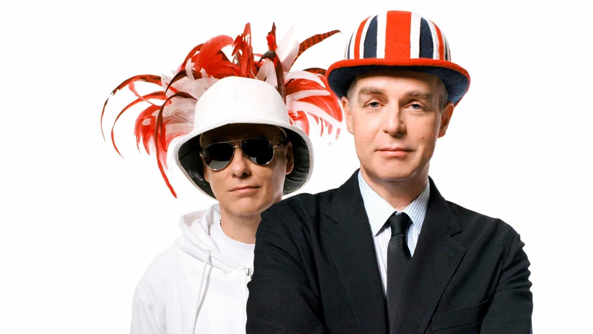 5 camisetas de los Pet Shop Boys