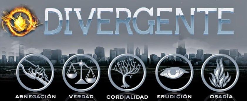 La camiseta de la semana  Divergente
