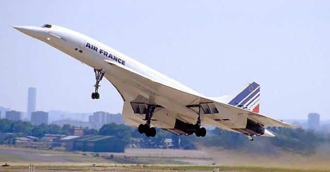 Camiseta Aerospatiale - Concorde de Air France