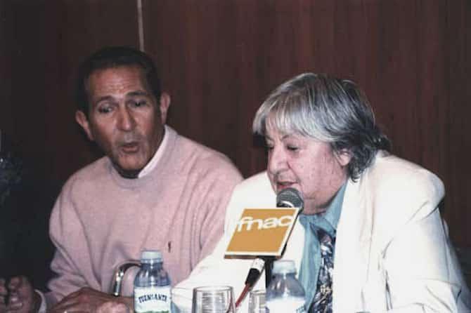 Gloria Fuertes y Antonio Gala - Singular Shirts