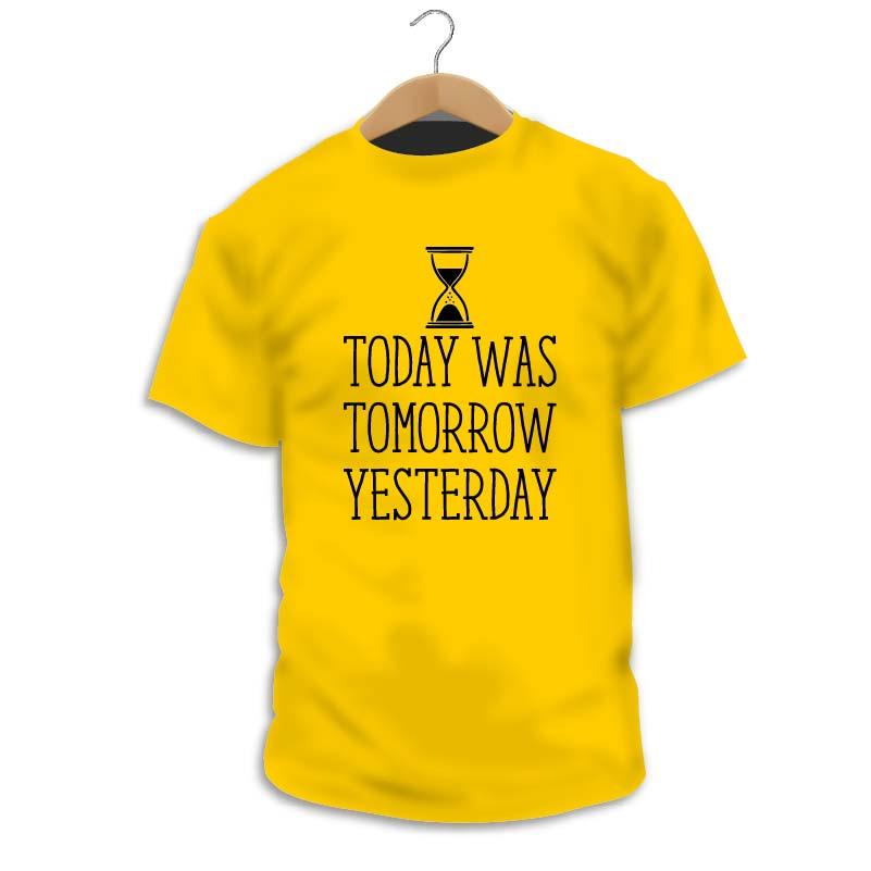 Camiseta Today - Singular Shirts - Emprender