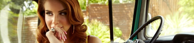 Lana del Rey - Nuestra lista - Abril 2017 - Singular Shirts