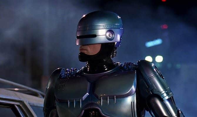 Llegan los robots policía