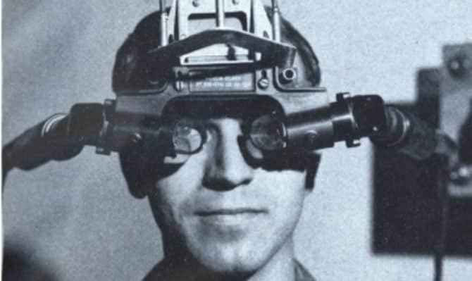 Realidad aumentada en los años 60
