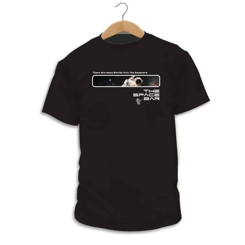 Camiseta The Space Bar