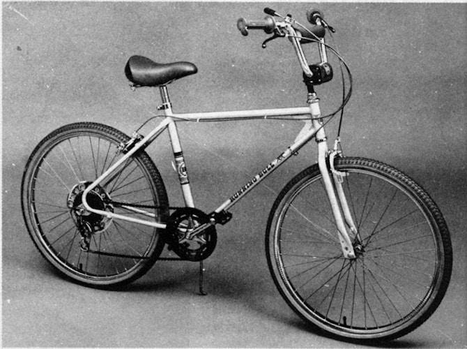 Retro Bicicleta BH Running Bull