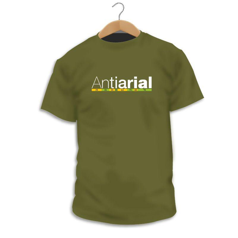 Camiseta Antiarial