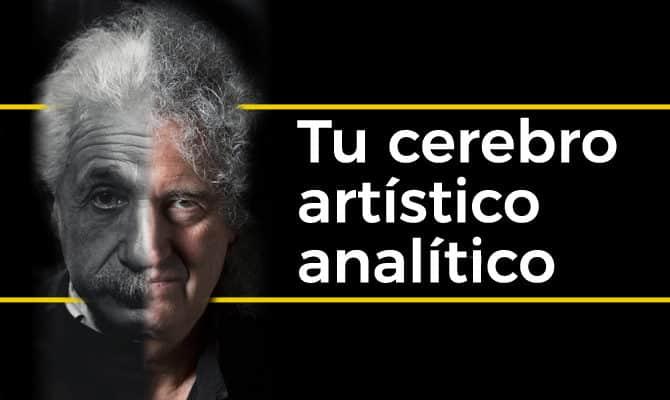 Tu cerebro artístico analítico