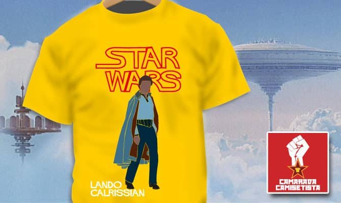 Camiseta Lando Calrissian