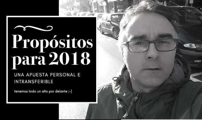 Propósitos para 2018