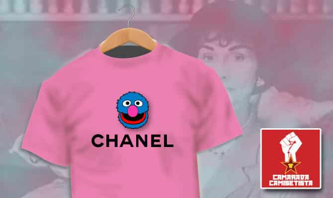 Camiseta Coco Chanel