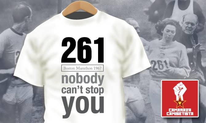 Camiseta 261