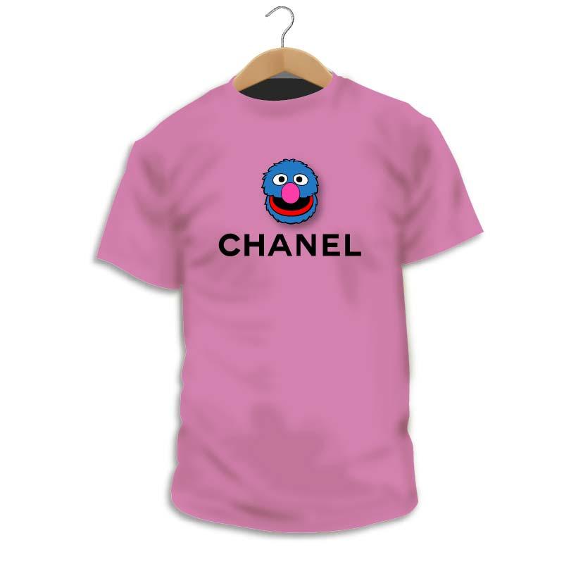 Camiseta Coco Chanel - Camarada Camisetista