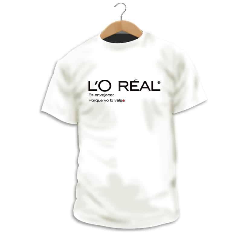 Camiseta Lo Real - Camarada Camisetista