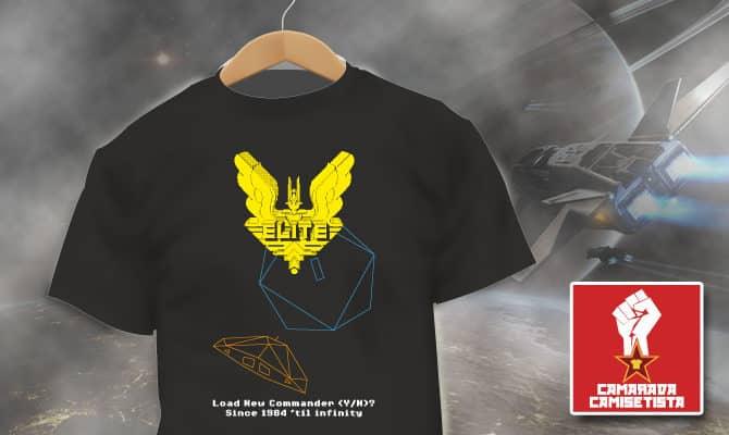 Camiseta Elite '84