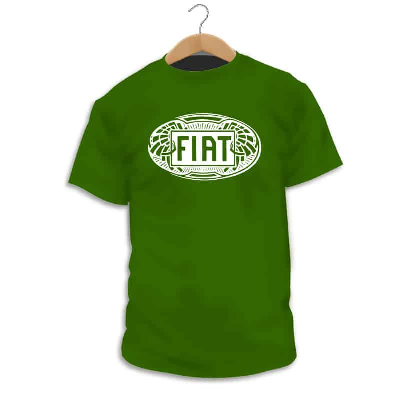 Camiseta Fiat Vintage - Camarada Camisetista