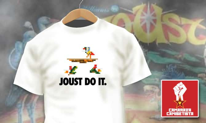 Camiseta Joust Do It