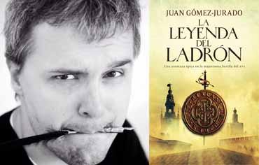 Camiseta La Leyenda del Ladrón-Juan Gómez Jurado