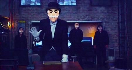 Mr. Robot Binary - La información es poder