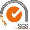 Sello SGS ISO 9001:2008